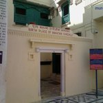 Gandhiji birth place photo by MURALITHARAN