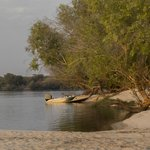 Beautiful island and sandy beach to explore