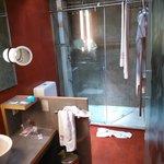 Il bagno di una doppia