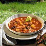Goulash- classical- red, thick and spicy