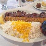 Darbari Chelo-kebab