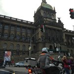 Palácio Lobkowiez próximo ao Hotel Elysee