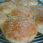 Petits pains à burger