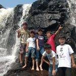 Close to Gooseberry Falls
