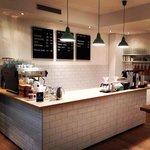 Our coffee bar