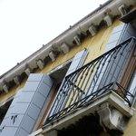 Balcony room 1