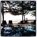 Foto de The Bali Khama Beach Resort & Spa