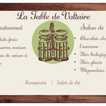 La Table de Voltaire