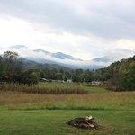 Beautiful views - not well kept