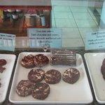 Chocolate Salami - so innovative!