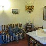 La Caciaiola Living Room / Kitchen