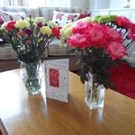 ok - its not Rigos but the Ruby flowers are lovely !
