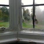 Paintwork on windows
