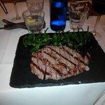 Nebraska steak