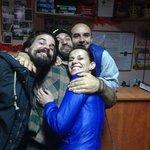 Guests and Staff Group Hug :)