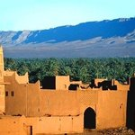 In The Way to Zagora From Marrakech Desert Tours &Caml Trek