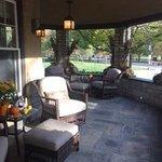 """The """"Stone Porch"""""""