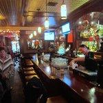Ryan Maguire's beautiful bar
