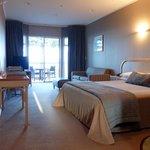 Room at Shoreline Motel