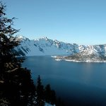 Nearby Crater Lake National Park