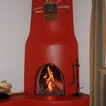 Room fireplace