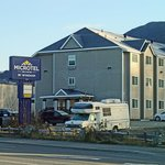 Microtel Inn & Suites in Eagle River, Alaska with Dianne Roberson
