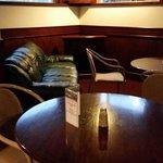 Restaurant interior, Peaks Lodge  |  Rte 1, Revelstoke, British Columbia, Canada