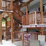 Foto de Peaks Lodge