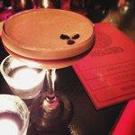 Espresso Martini, too good!