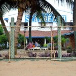 Star Beach Hotel - view from the beach