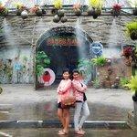 Bambu Plaza yg isinya kupu-kupu cantik