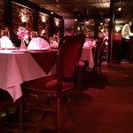 Jacksonville Inn Dining Room.
