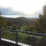 Blick auf Burg Königstein