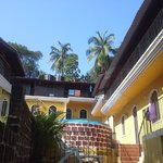 castle house palolem