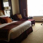 Bedroom 20th floor