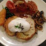 Big Jones Breakfast