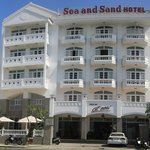 Sea and Sand Hotel Foto