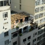 Вид с балкончика на 12 этаже