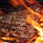 Delicious steaks