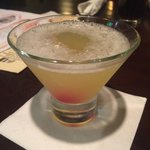 Rum Martini