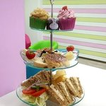 Afternoon Tea at Cups'n'Cakes