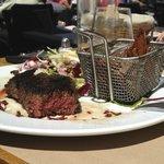 A great steak!