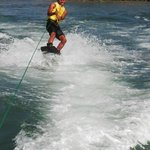 wake boarding.cool!