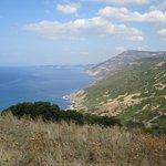 Alghero to Bosa coastline ride