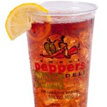 Sweet Tea from Sweet Peppers Deli