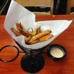 Small Belgian Fries