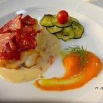 Dos de Cabillau et Chorizo : une association magnifique!