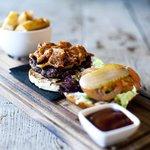 Burgers at The York