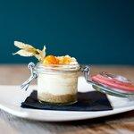 Cheesecake at The York