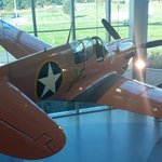 Plane in Lobby
